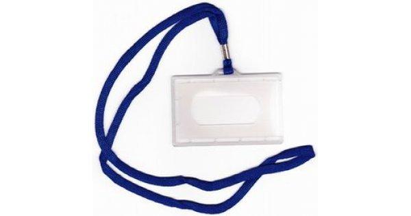 Badge tartó